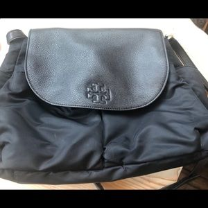 Never used , Tory Burch Diaper Bag never used